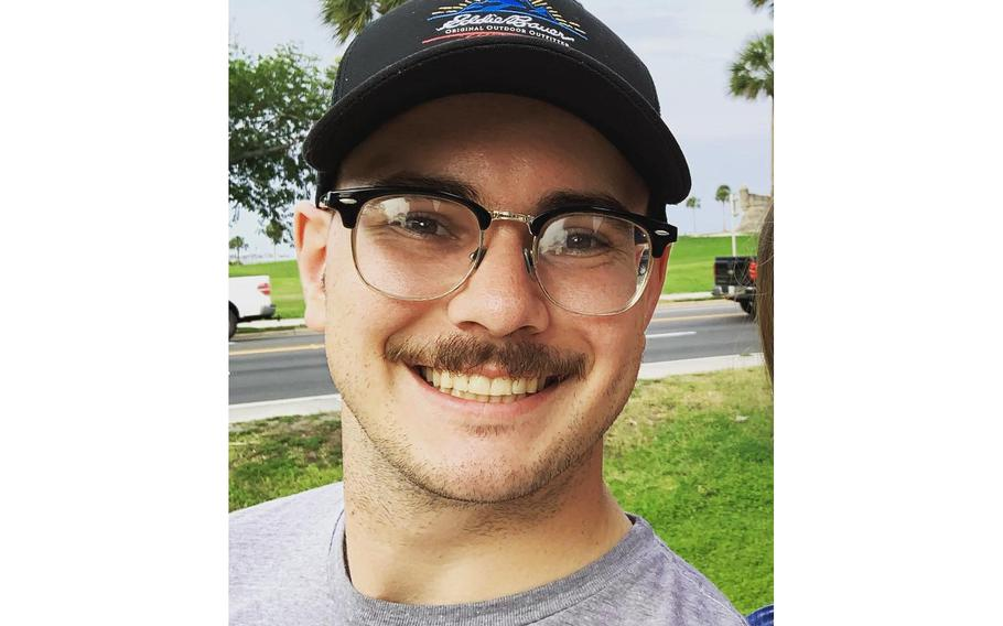 Petty Officer Second Class Cody Andrew-Godfredson Myers, 26, was assigned to the USS Tennessee, a ballistic-missile submarine located at Naval Submarine Base Kings Bay, Ga.