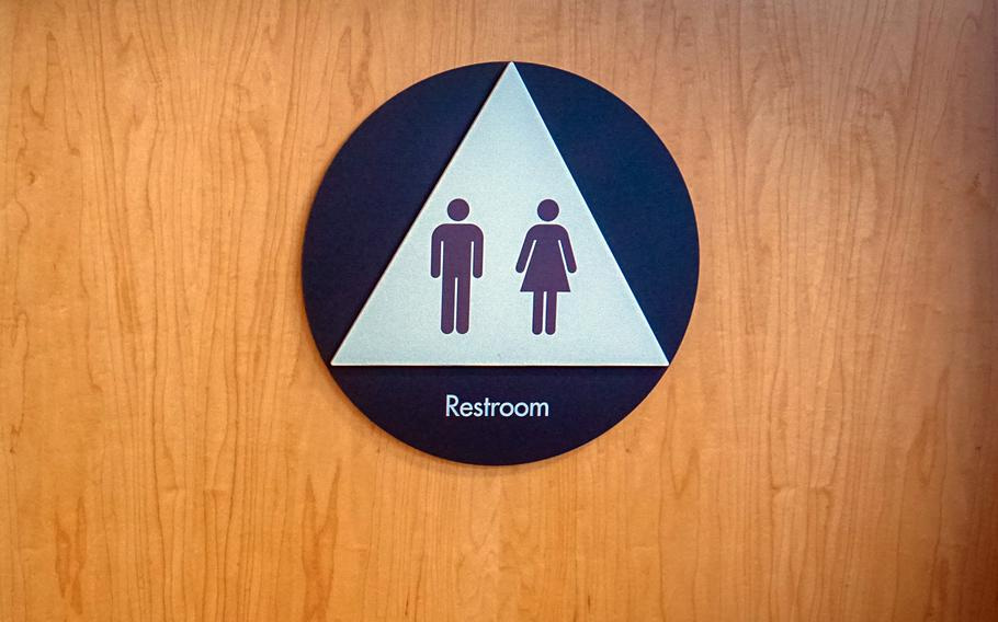 About 33% of male Special Forces service members who participated in a recent study said they would be willing to share a unisex bathroom with women, while 61% of female Special Forces service members said they would be willing to share a unisex bathroom with men.