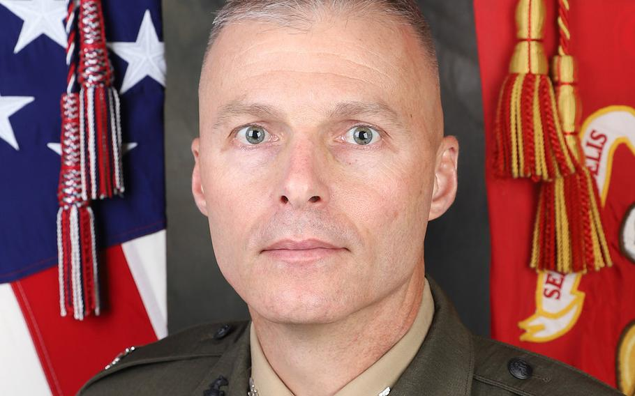 Col. Christopher J. Bronzi, the commander of the 15th Marine Expeditionary Unit, was fired Tuesday following an investigation into an assault amphibious vehicle accident that happened during the summer and killed nine people.