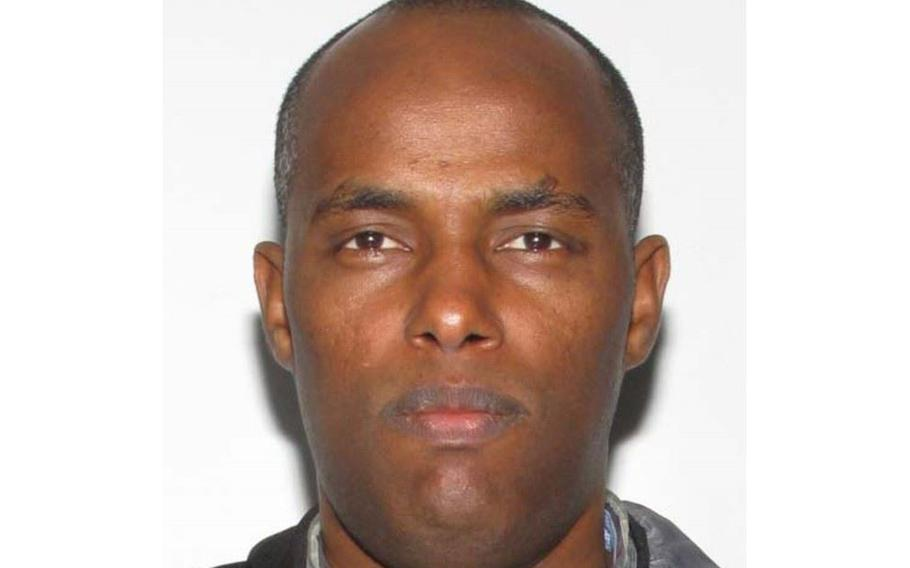 Fantahun Girma Woldesenbet, a Navy hospital corpsman who shot and wounded two fellow sailors before Fort Detrick security forces shot and killed him at the nearby Army base had been assigned to a medical research center in Maryland for nearly two years. Authorities said Woldesenbet and the two men he shot Tuesday, April 6, 2021, were all assigned to Fort Detrick in Frederick, Md.
