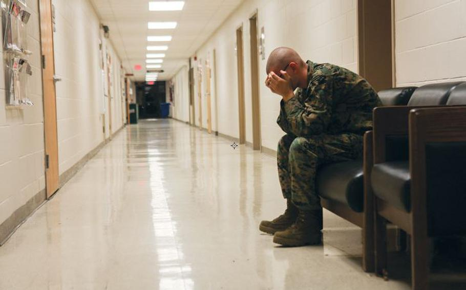 The 2018 Department of Defense Suicide Event Report, released Monday, April 27, 2020, presents data collected by the services about suicides and suicide attempts among service members during that calendar year. The data included 139 suicides in the Army, 60 in the Air Force, 68 in the Navy and 58 in the Marine Corps.