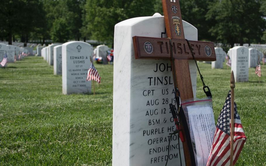 """""""It's not just for barbecues, beaches, anything like that,"""" Staff Sgt. Francisco Armenta said. """"It's to remember the soldiers that fell in the past."""""""