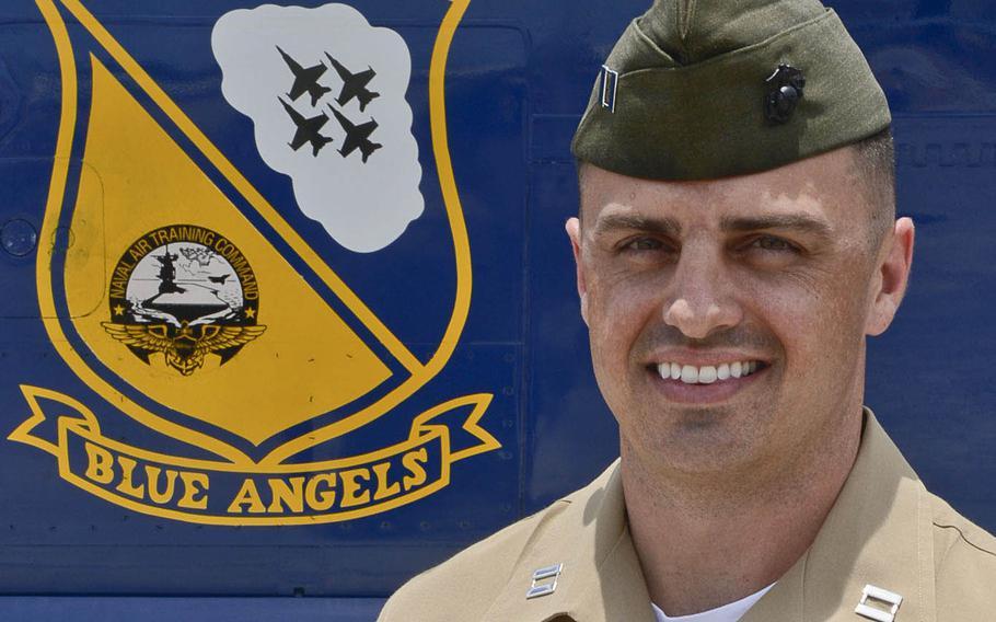 Capt. Jeff Kuss.