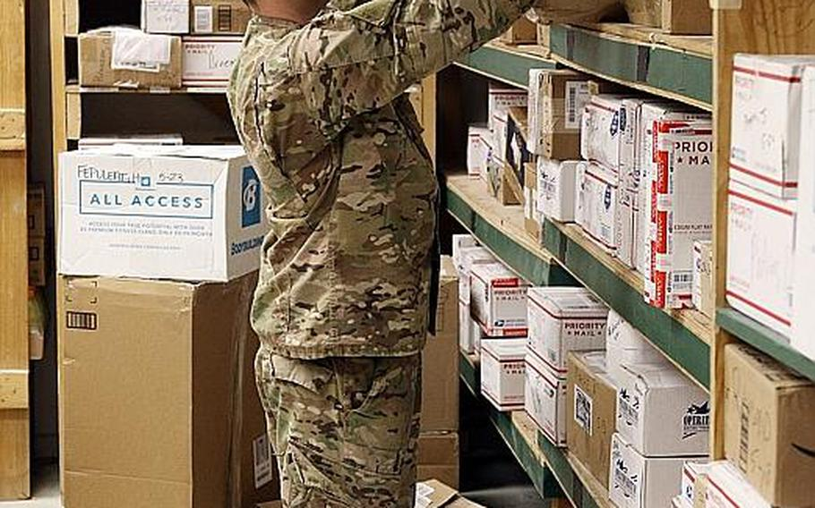 A change in postal rates for Priority Mail packages sent to overseas military addresses has doubled shipping costs for some senders.