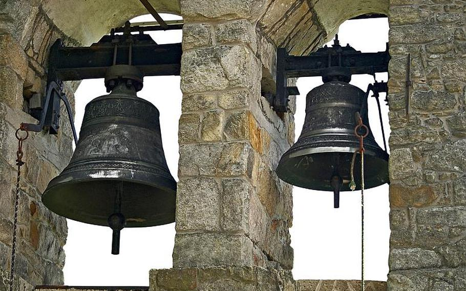 The U.S. World War One Centennial Commission is inviting people to ring bells at 11 a.m. Sunday, Nov. 11, 2018, to mark a century since the end of World War I.