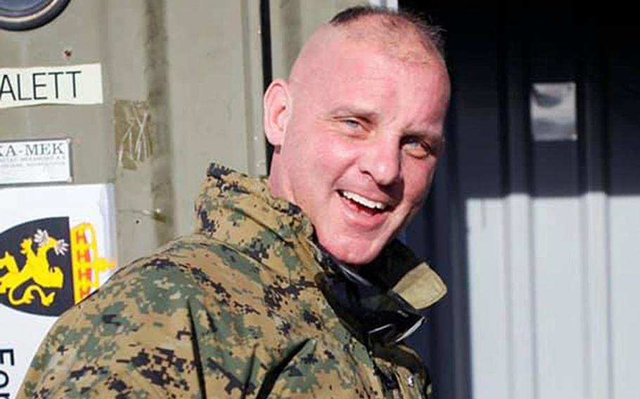 Col. Mark Smith, whose prolific letters about his Marines were widely circulated during his command of the Marine Reserves 2nd Battalion, 24th Marine Regiment in Iraq, died last week following a battle with lung cancer and was buried Wednesday in Indianapolis, Indiana. He was 54.