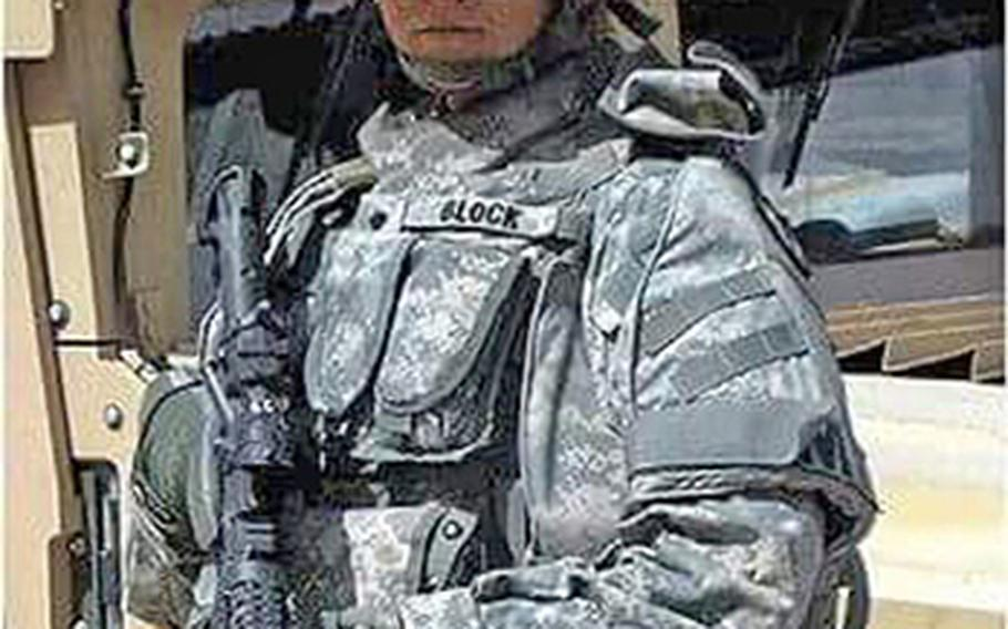 Spc. Kamisha Block was deployed with the 401st Military Police Company when she was murdered by a fellow soldier at Camp Liberty, Iraq on Aug. 16, 2007. Twelve years later, the Army has reopened the investigation into her death.