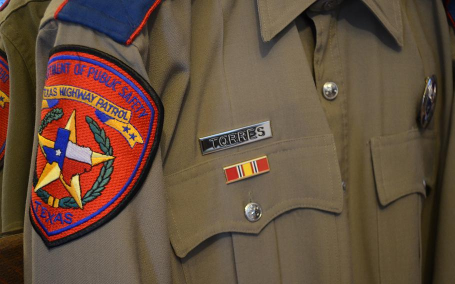 Before retired Army Reserve Capt. Le Roy Torres was asked to resign as a Texas state trooper, he received a medal for serving on deployment while also a trooper. Last month the Texas Supreme Court picked up a lawsuit Torres filed against the state and its opinion on the case could impact thousands of other service members who work for a state agency.
