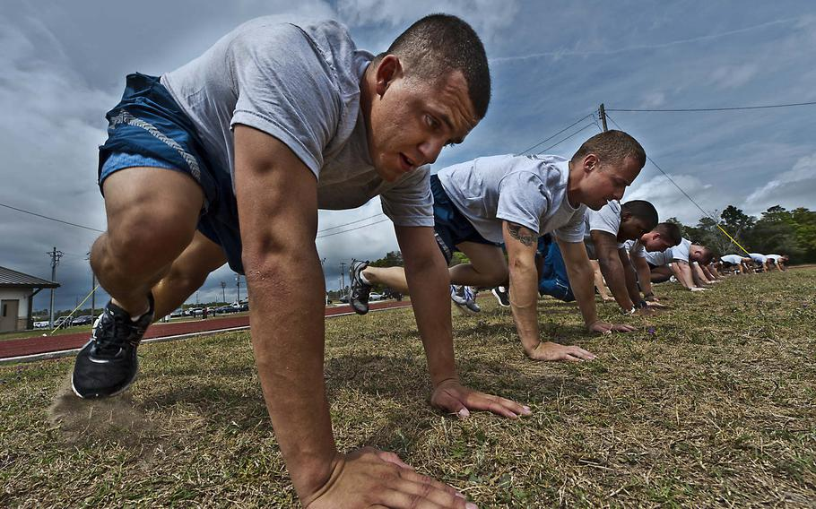 As the Air Force continues to review fitness assessment guidance, Materiel Command has decided to allow airmen to take up to three mock tests before their official PT test date, starting Jan. 20, 2020. If an airman passes the practice test, they can opt to have it counted as their official PT assessment.
