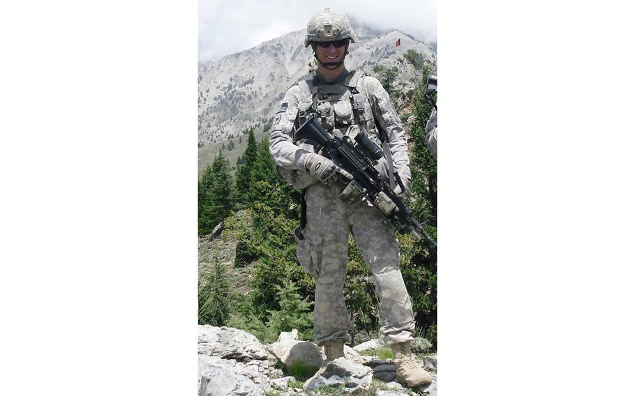 Ryan Britch, now 29, was diagnosed with TBI after a deployment in Afghanistan in 2009.
