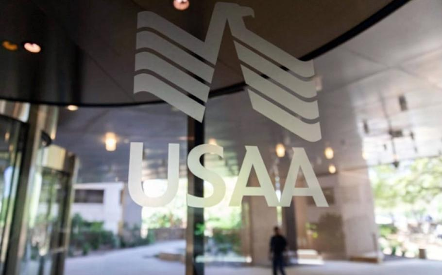 USAA is a San Antonio-based company that provides insurance and financial services to more than 13 million active-duty service members, veterans and their families.