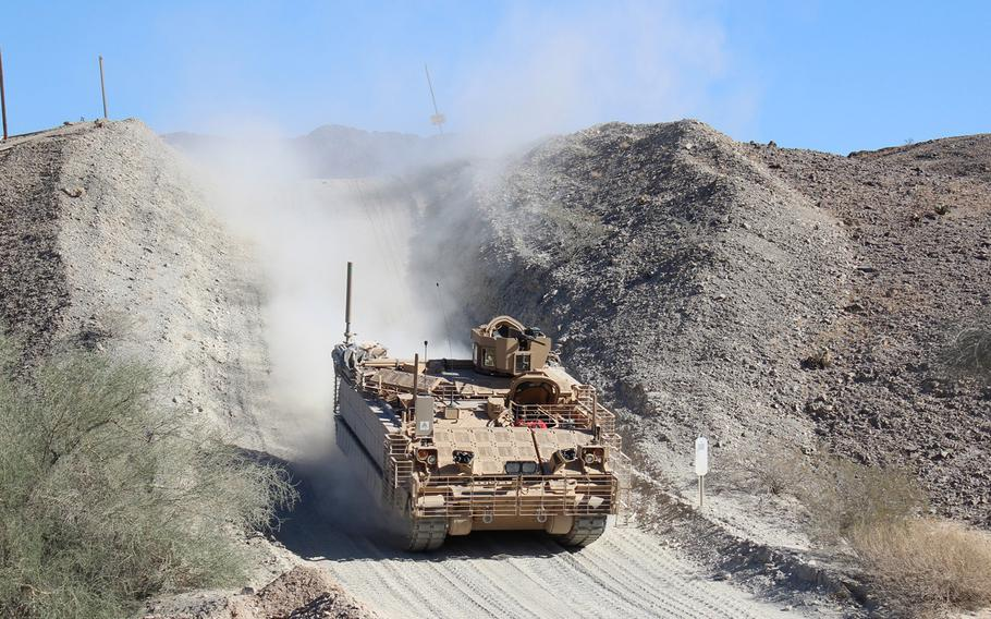 The Army's new Armored Multipurpose Vehicle will come in multiple variants to carry out missions ranging from command and control to medical evacuations.