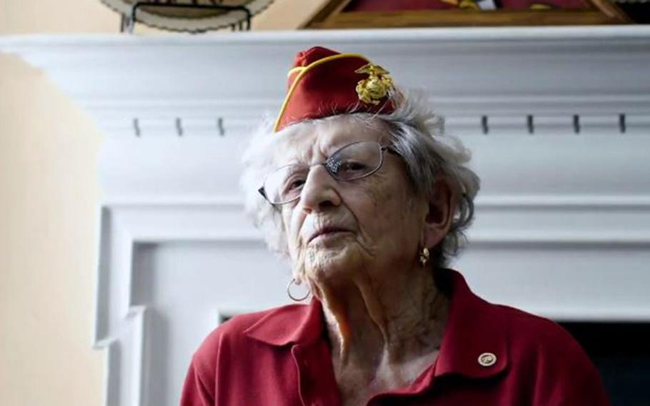 Dorothy Cole was recognized as the oldest-living Marine in 2020. The former sergeant enlisted in the Marines in 1941 immediately after the attacks on Pearl Harbor.