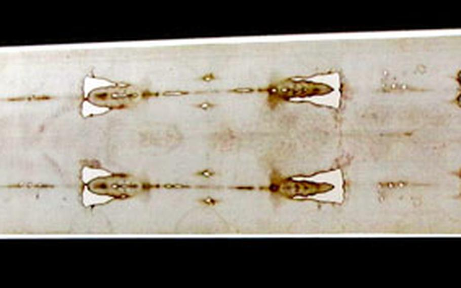 The famed Shroud of Turin is kept in a bulletproof, climate-controlled case while on public display. After 80 minutes in line, visitors are given about five minutes to gaze at one of the most curious articles of faith in the world.