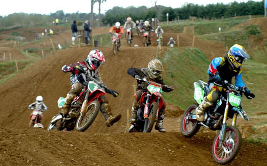 Youth motocross takes center stage on race weekends at WildTracks.