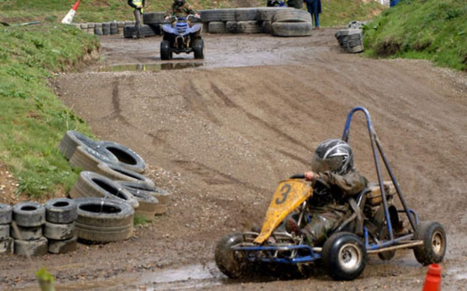 There are plenty of beginner tracks for novice riders and children at WildTracks.