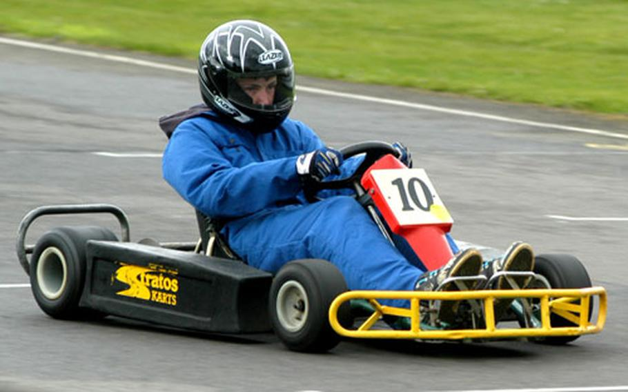 WildTracks offers many different types of go-cart races and rides. The 200cc carts can reach up to 40 mph. Can you beat the track record of 36.36 seconds?