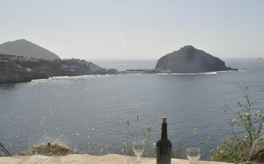 The good life abounds on the Italian island of Ischia; grab a ferry from Naples.