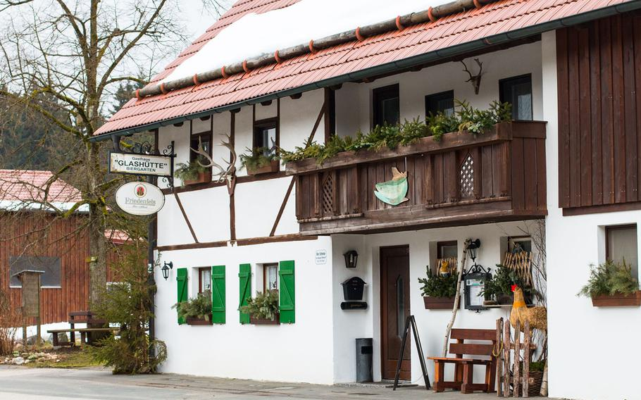 Gasthaus Glashuette redefines the definition for ???out of the way restaurant??? but seeking out this quiet little establishment is well worth the effort.