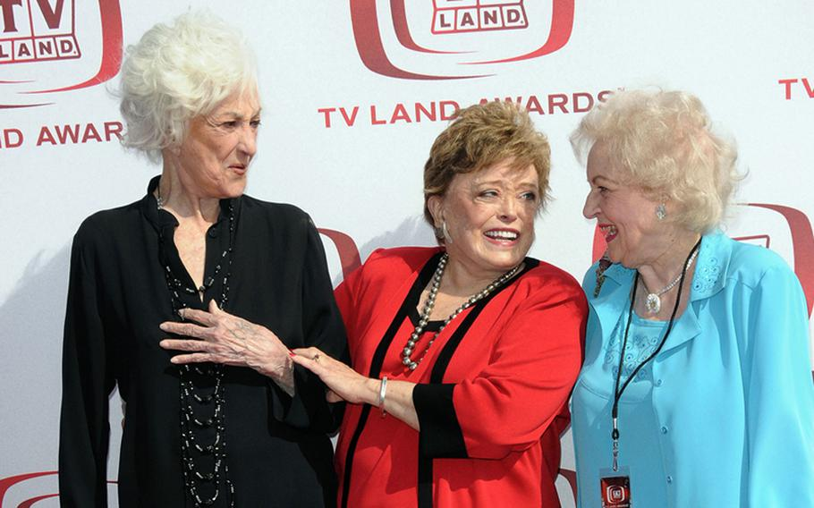 Bea Arthur (actor): The 'Maude' and 'Golden Girls' actor, left, died in 2009 at age 86 and denied she'd ever served in the military. But a year later, The Smoking Gun published personnel documents that showed that a 21-year-old Arthur enlisted in the Marine Corps in early 1943 as Bernice Frankel. She served 30 months and was one of the first members of the Marine Corps' Women's Reserve, the website said. During her service, she married a fellow Marine and changed her name to Bernice Aurthur, which changed again to Arthur as she pursued an acting career after her military service. (http://www.thesmokinggun.com/documents/celebrity/bea-arthur-was-truck-driving-marine)