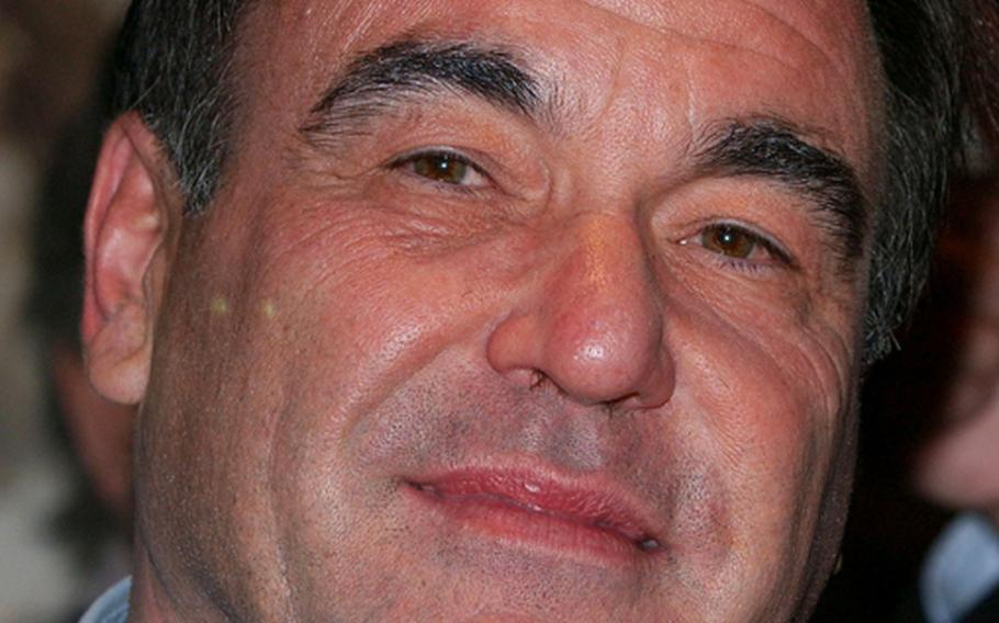 Oliver Stone (director, screenwriter): The three-time Oscar-winner joined the Army in 1967 and served in Vietnam. During his Army service, he earned a Purple Heart and Bronze Star. After the war, Stone reportedly suffered nightmares about his combat experiences and made the movie 'Platoon' to help himself work through his trauma. His two other Vietnam War-themed movies are 'Born on the Fourth of July' and 'Heaven & Earth.'