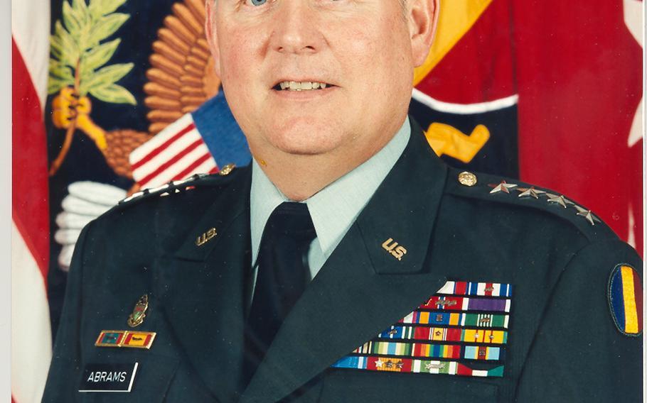 Retired Gen. John N. Abrams died Monday, Aug. 20, 2018, at 71.
