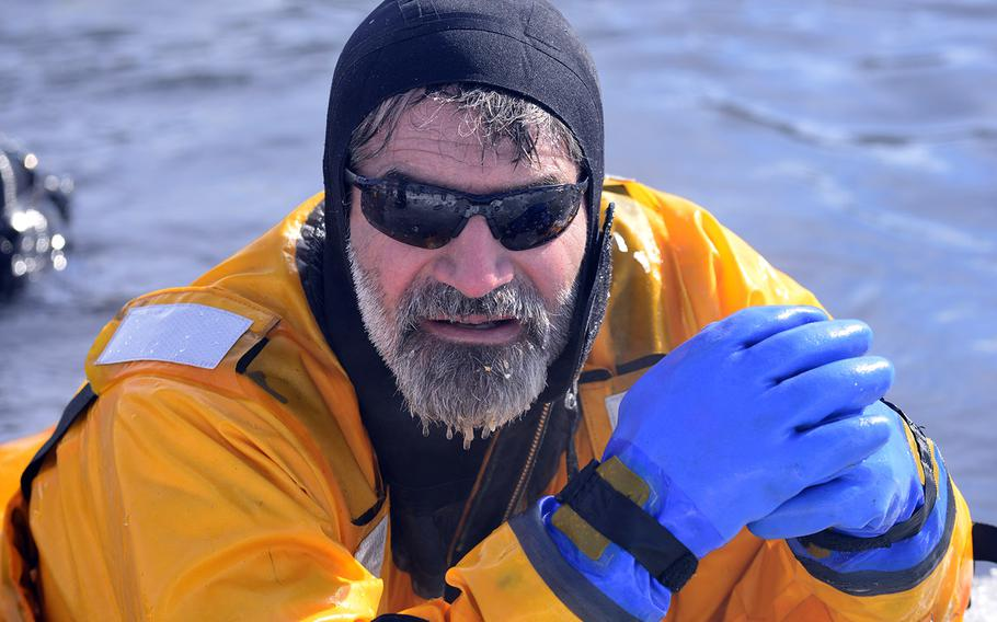 The John Scott Hannon Veterans Mental Health Care Improvement Act honors a retired Navy commander who died by suicide Feb. 25, 2018 at age 46 and is shown here in a photo from his obituary.