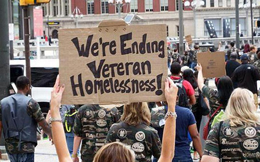 The number of homeless veterans in the United States is down to 37,000, according to HUD. This is a decrease of 2% in the last year and a 50% decrease since 2010, said Hunter Kurtz, assistant secretary for Public and Indian Housing for HUD.