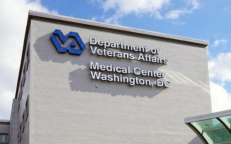 The Washington, D.C., VA Medical Center.