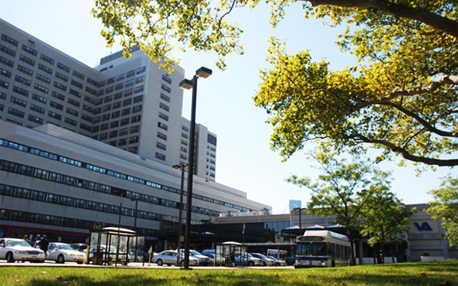 The Brooklyn VA Medical Center.