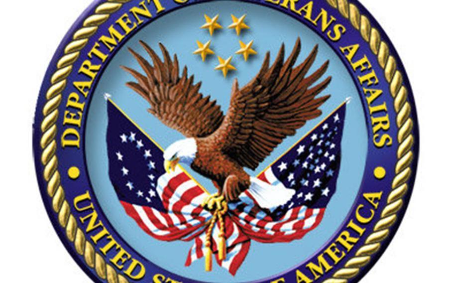 Department of Veteran Affairs Logo.