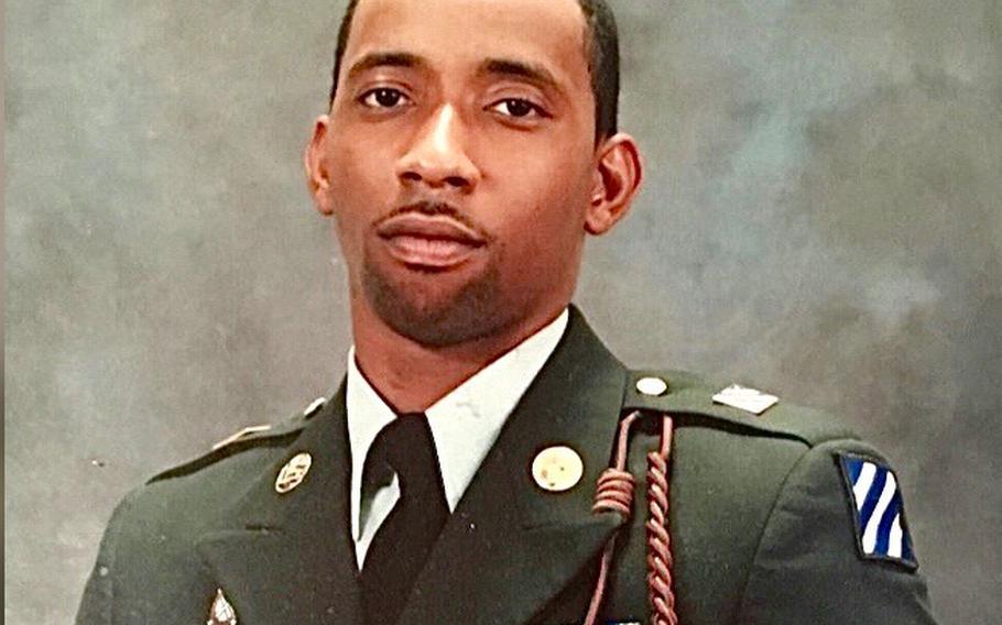 Sgt. Brieux Dash