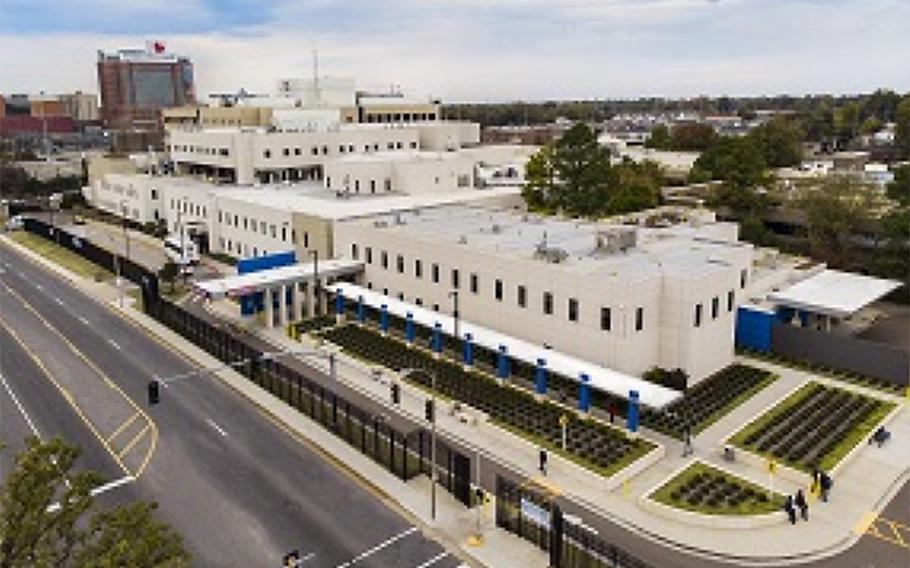 The Memphis, Tenn., VA Medical Center.